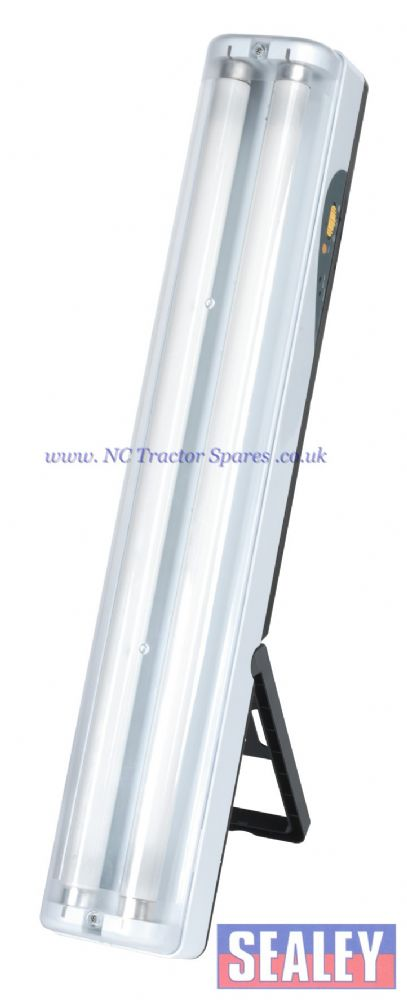 Rechargeable Fluorescent Floor Light 2 x 20W